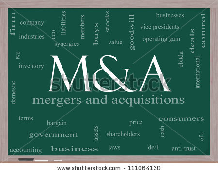 M&A consultancy services